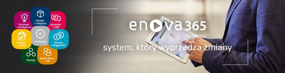 oprogramowanie enova365 dla biznesu