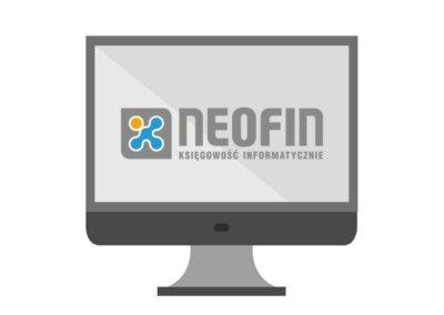 Neofin księgowość informatycznie