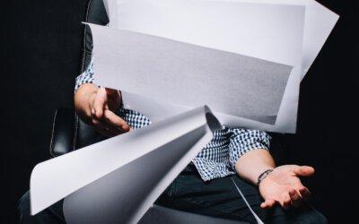 System obiegu dokumentów DMS – niezbędny element nowoczesnej firmy
